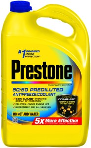 Prestone AMAM 5050 with Superiority Claim